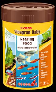 Kalaruokaa poikasille akvaarioon