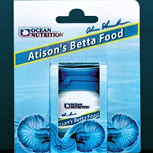 Ocean Nutrition Atison's Betta Food