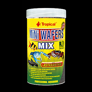 Tropica mini wafers mix