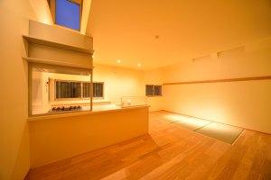 光の降る家2
