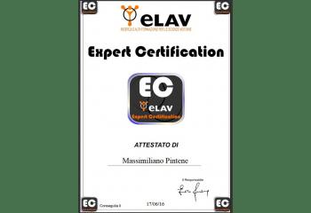 Elav Expert Certification