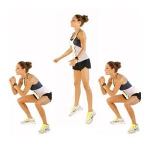 jump squat donna