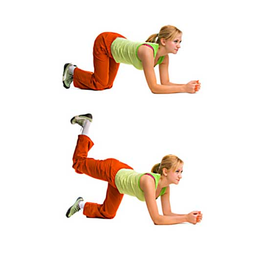 hip extension