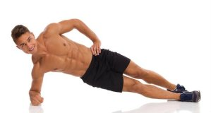 plank laterale