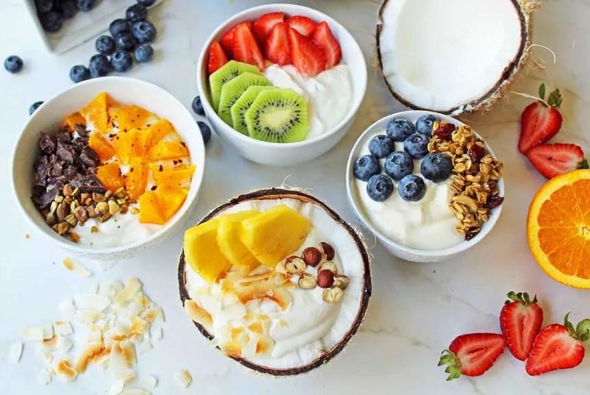 allarme yogurt
