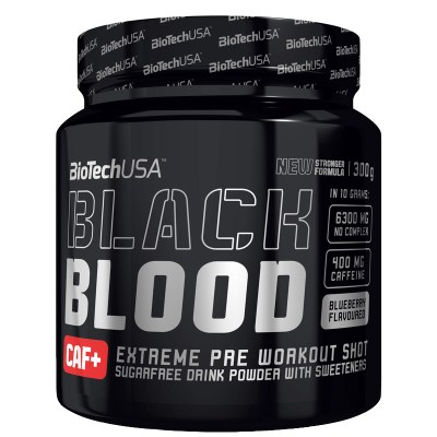 biotech usa black blood caf