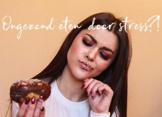 eten door stress