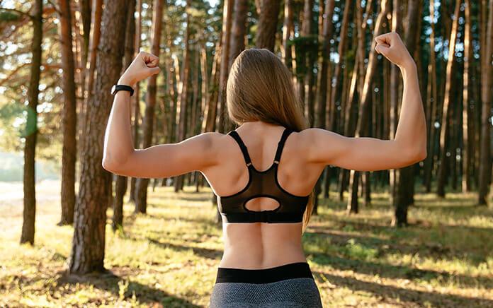 spieren opbouwen