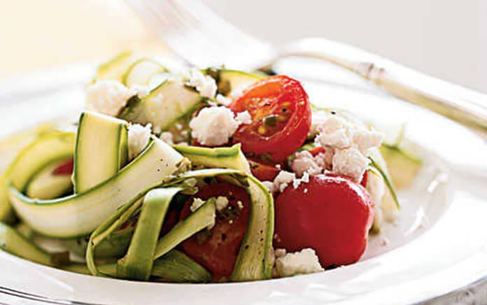 Voorkeur Wat te eten bij warm weer? 8 Snelle & Gezonde zomerse recepten #OM58