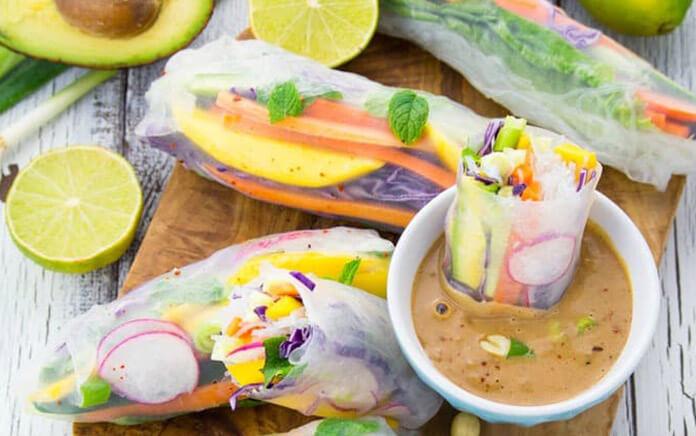 Wat te eten bij warm weer snelle gezonde zomerse recepten
