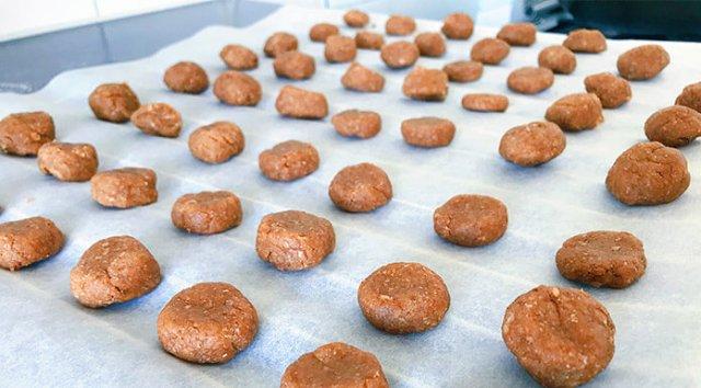 gezonde pepernoten maken