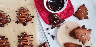 gezonde kerstkoekjes bakken