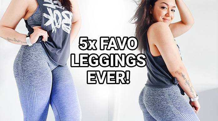 favoriete sport leggings