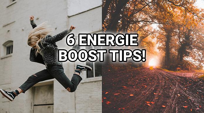 energie tips najaar