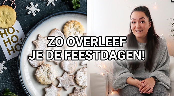 feestdagen gezonder doorkomen