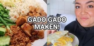 what i eat in a day gado gado