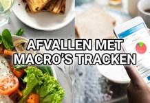 macro's-en-calorieën-tracken