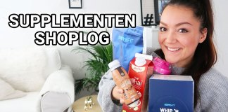 supplementen shoplog