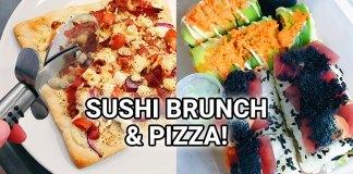 sushi brunch