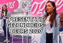 presentatie gezondheidsbeurs 2020