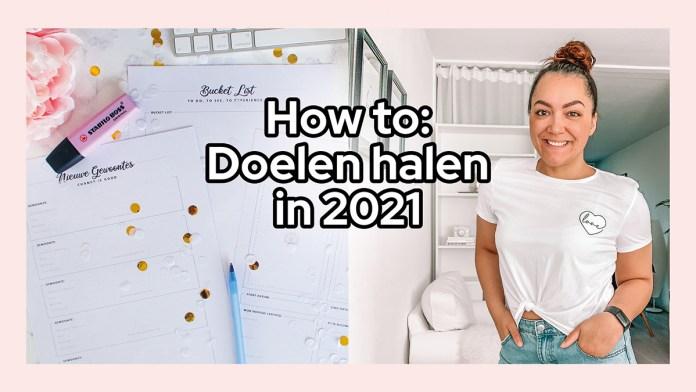 doelen halen 2021