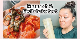 hormonen in balans eiwitshake test