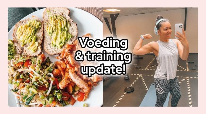 voeding training update