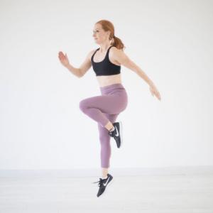 Lower Body Strength + Plyo Workout