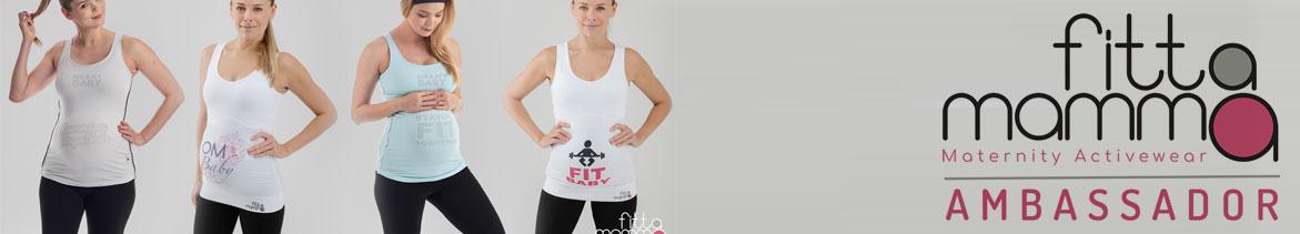 Fitta Mamma maternity clothing brand ambassador