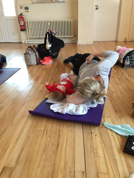 Mum and Baby Yoga - Abingdon