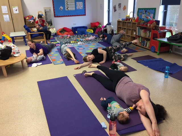 Pilates - Wallingford