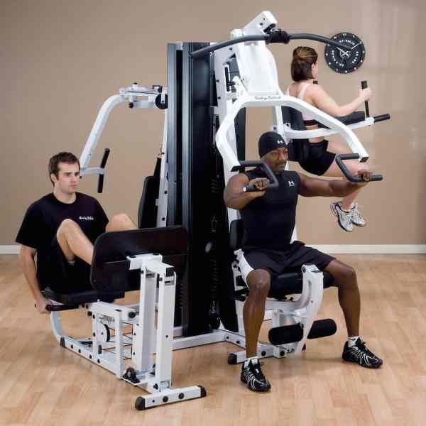 Body-solid Exm3000lps Home Gym