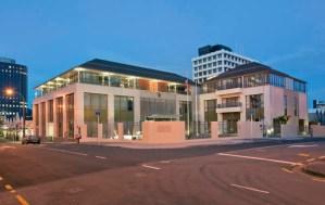 Royal Thai Embassy, Wellington, New Zealand