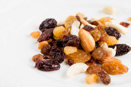 dry fruits help satiety