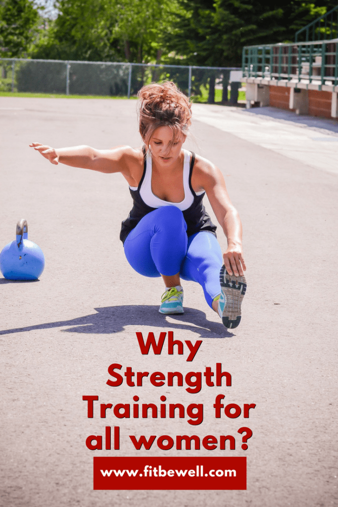 Strength Training For Indian Women Because All Weight Loss