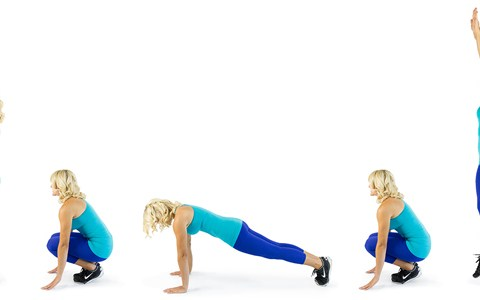 Burpees - The best way to fitness & strength training