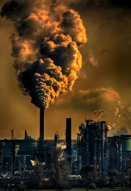 air pollution photo