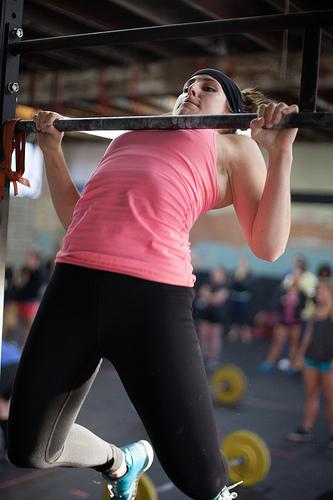 Pullups help gaining healthy weigth too