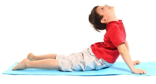 Yoga - Cobra pose for kids