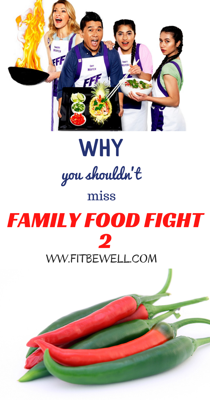 Why you should watch FAMILY FOOD FIGHT AUSTRALIA