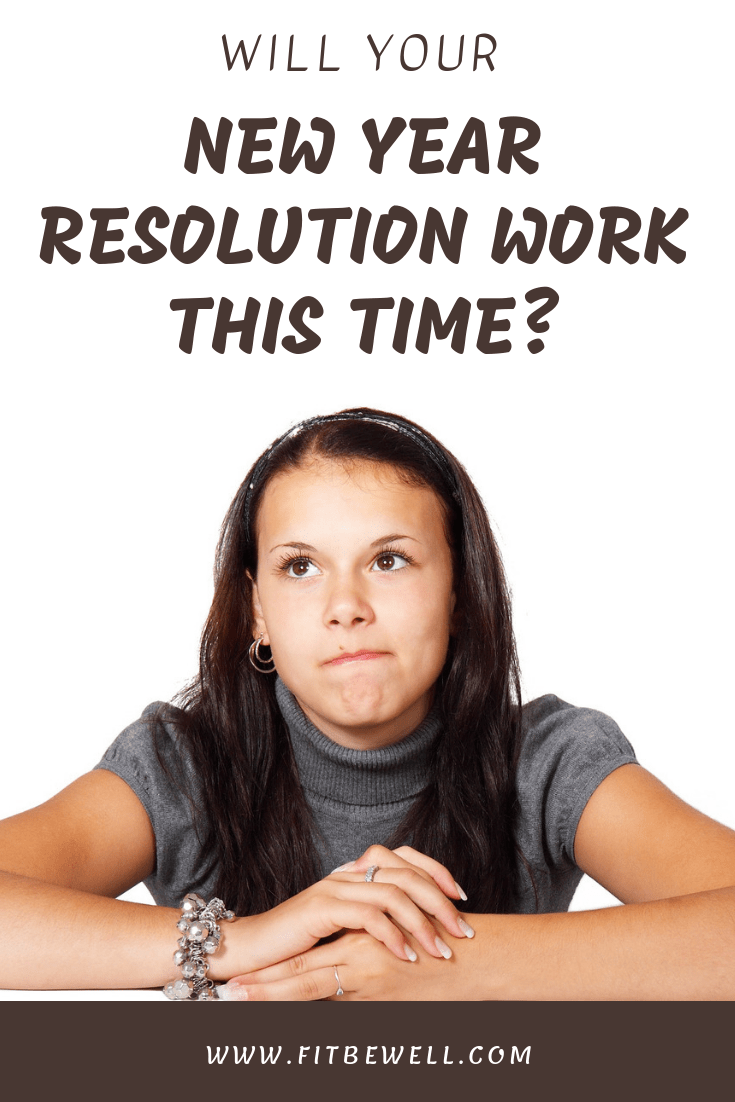 WILL YOUR NEW YEAR RESOLUTION WORK_