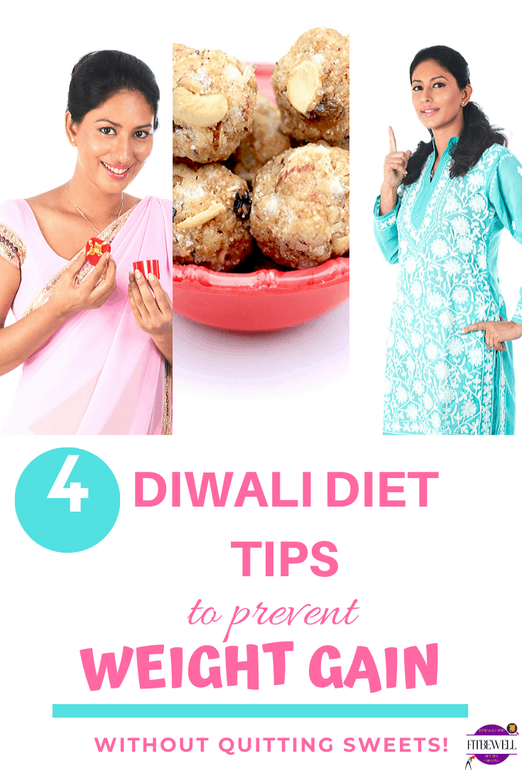 4 Diwali diet tips to prevent weight gain & health issues