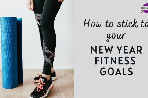 how to achieve fitness goals for the new year