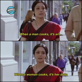 Gender bias in food. Cooking for man & woman - FitbeWell