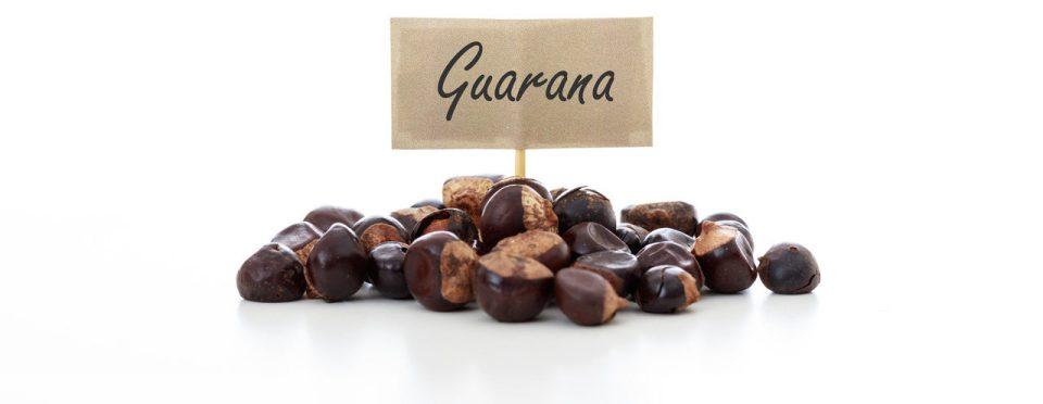 naturalne spalacze tłuszczu - guarana