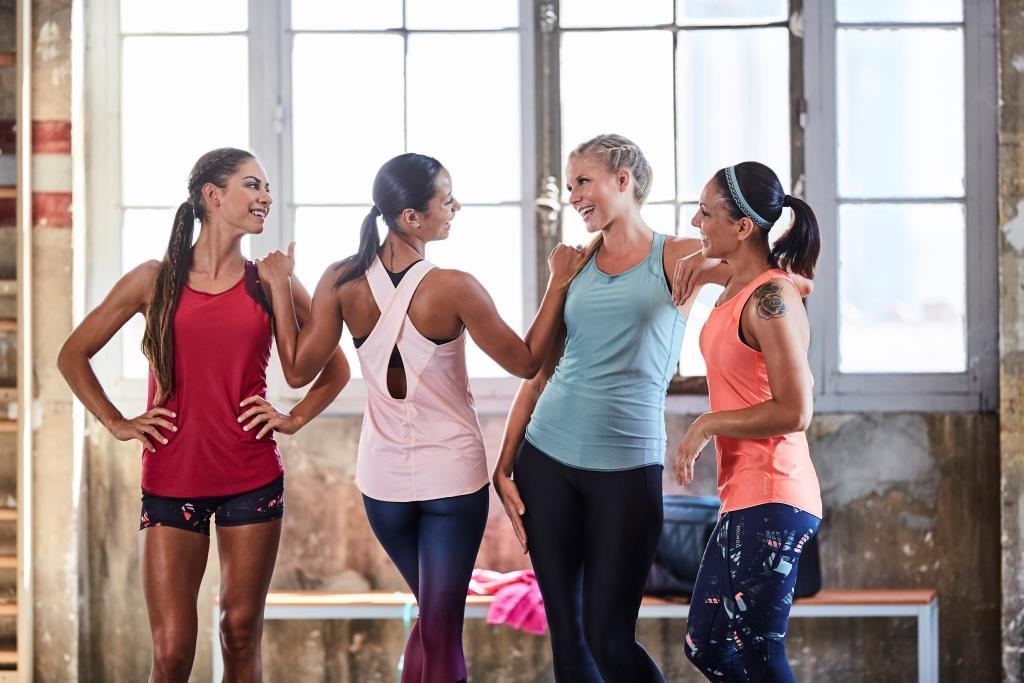 Poczuj miętę do fitnessu