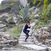 Trening na schodach - stair climbing, ćwiczenia na schodach