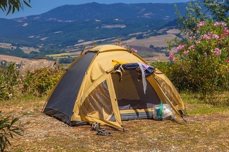 akcesoria na każdym kempingu, sprzęt na camping