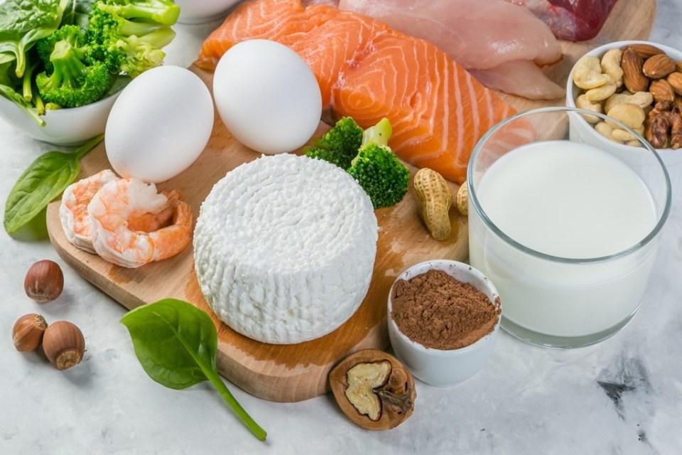 Zapotrzebowanie na białko węglowodany tłuszcze w ciągu dnia aby schudnąć