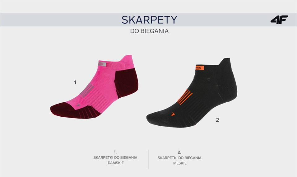 skarpety do biegania